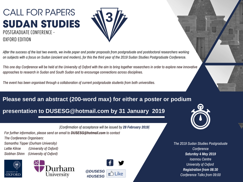 postgraduate conference 2019 call for papers
